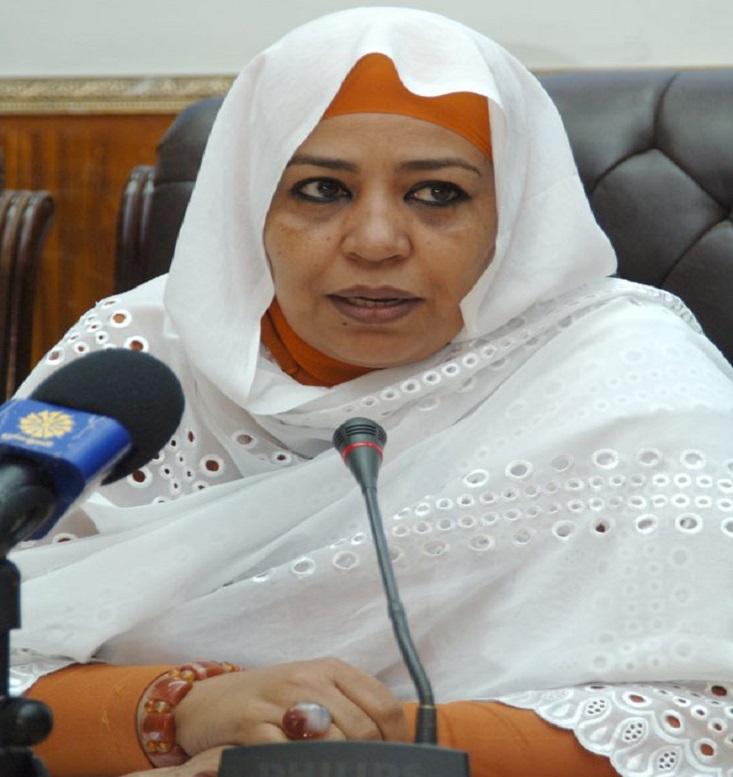 جهات عليا تتدخل لفك حظر سفر أميرة الفاضل إلى أديس أبابا