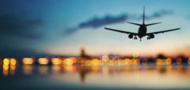 طائرة - مطار - سفر - طيران