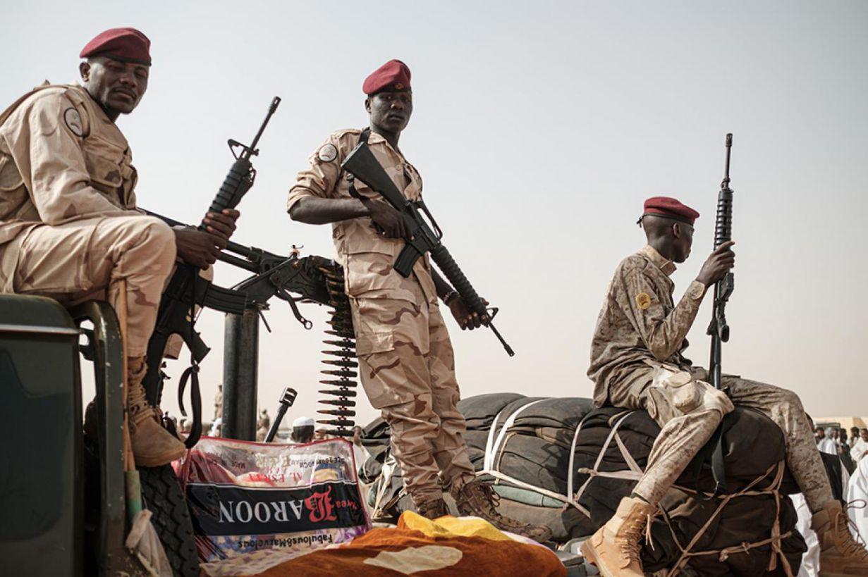 مليشيا إثيوبية تعتدي على الجيش السوداني