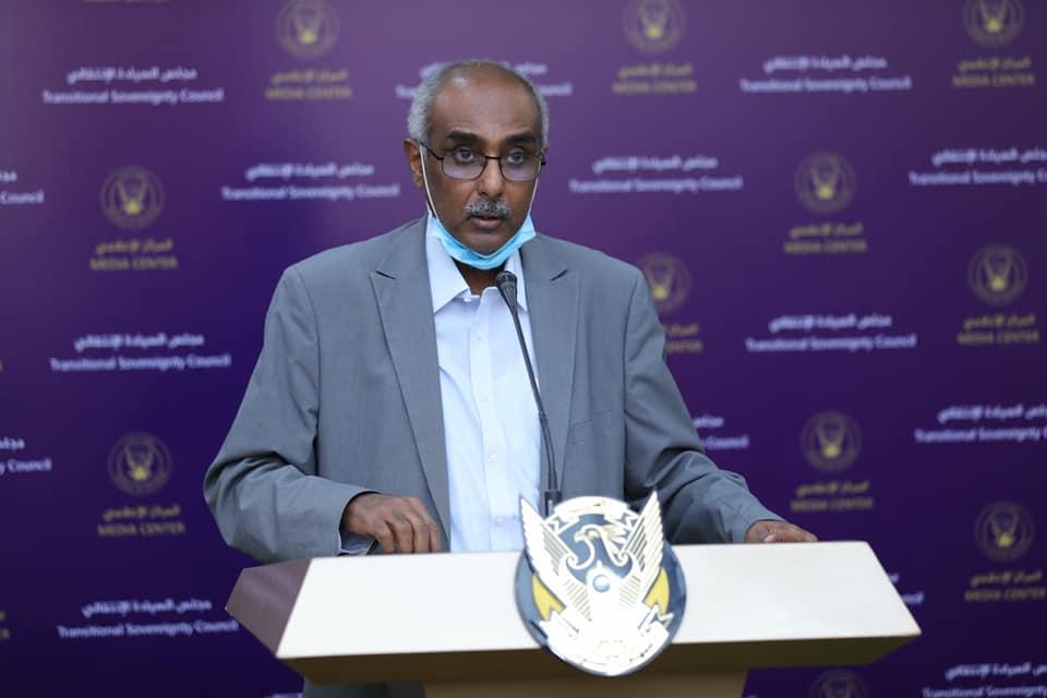"""وكيل وزارة الإعلام السوداني : نتوقع زيادة في حالات الإصابة بـ""""كورونا"""""""