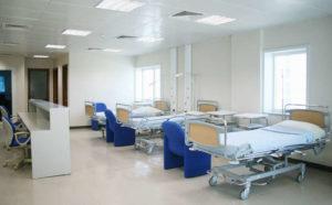 انسياب الخدمة بمستشفى امدرمان للطوارئ والاصابات