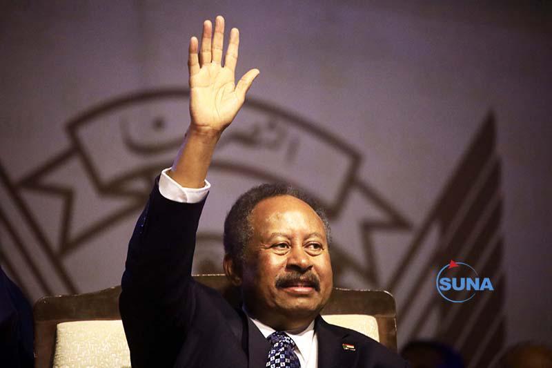 بالفيديو| كلمة رئيس الوزراء السوداني بمناسبة مليونية 30 يونيو