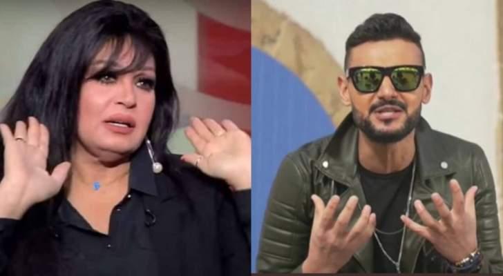 فيفي عبده تقاضي رامز جلال… وتكشف عن مفاجأة في برنامجه الجديد
