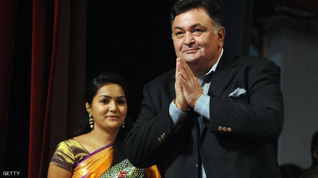 بعد عرفان خان.. السينما الهندية تفقد ريشي كابور