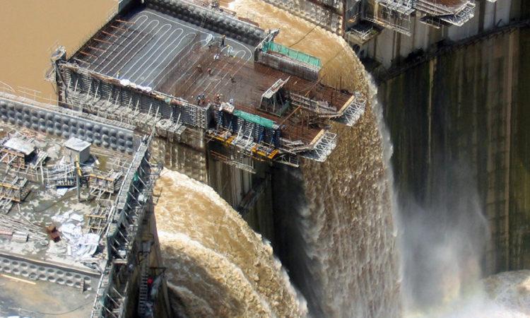 خارجية أثيوبيا : إنتهاء المرحلة الأولى من ملء السد