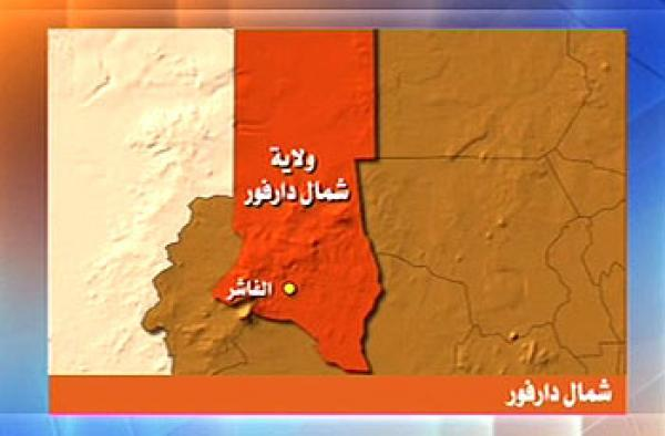 أمطار وسيول تضرب منطقة كبكابية بشمال دارفور وفقدان 3 أشخاص