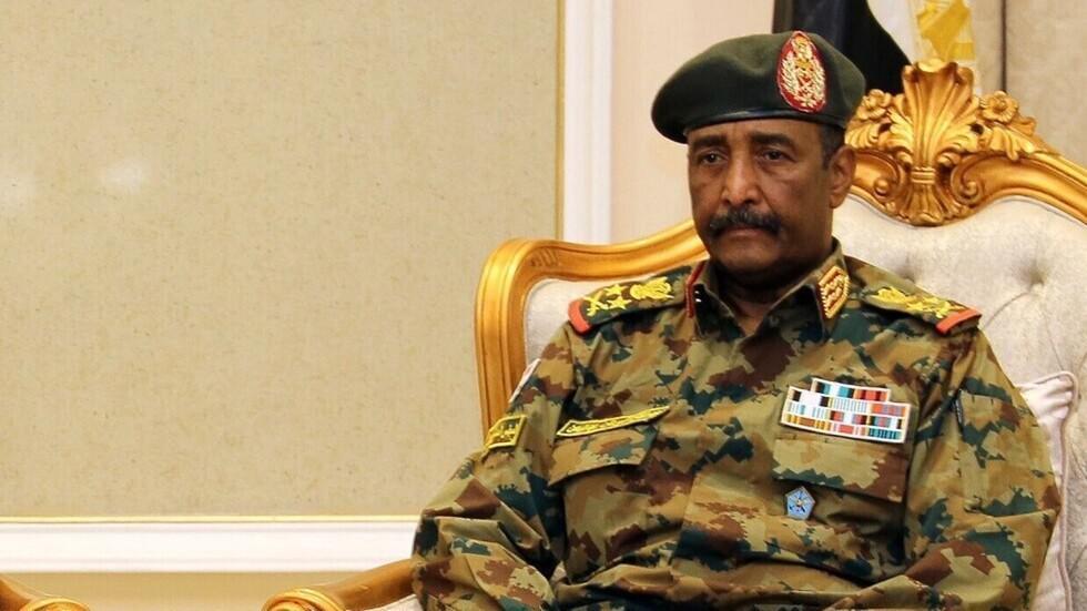 البرهان: نتوقع رفع اسم السودان من قائمة الإرهاب قريباً