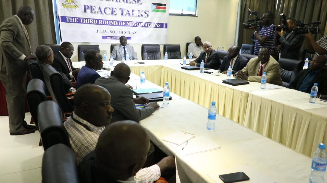 مؤتمر الشراكة يناقش إرجاع السودان للمجتمع الدولي المالي