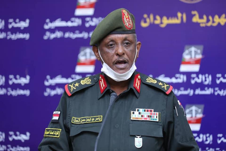 ياسر العطا يُقِر بأن المكون العسكري وراء خطوة التطبيع