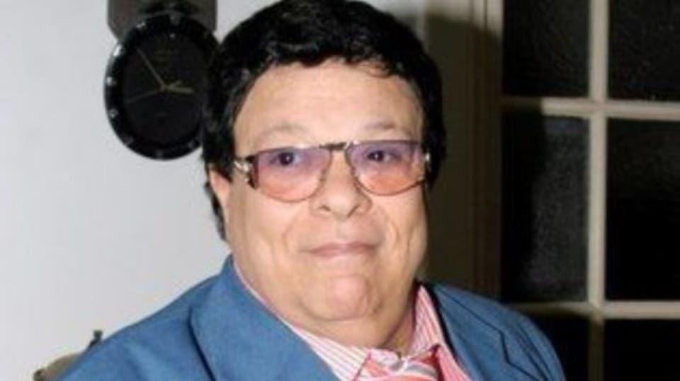 وفاة الفنان المصري إبراهيم نصر أشهر مقدمي برامج الكاميرا الخفية