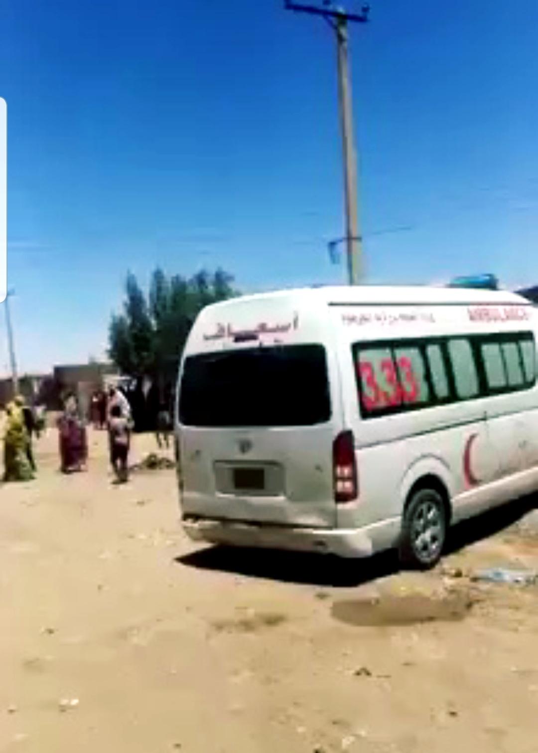 شاهد بالفيديو: مشهد وداع سوداني مُصاب ب كورونا يدهش مواقع التواصل