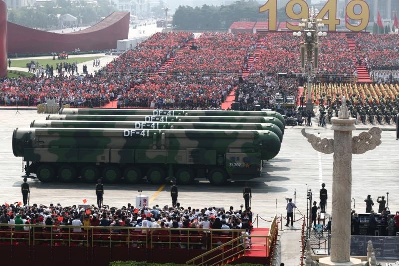 تقرير لـ (البنتاغون): الصين ستهزم الولايات المتحدة إذا نشبت الحرب