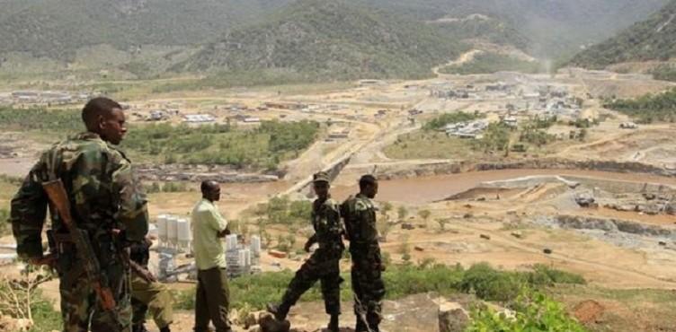 الحدود اثيوبيا