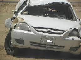 مصرع 4 أشخاص في حادث مروري بطريق مدني