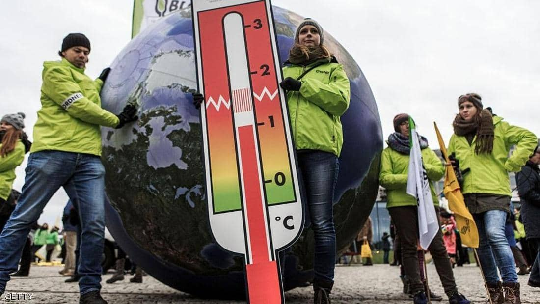 """دراسة تحذر: الأرض قد تواجه درجات حرارة """"لا تطاق"""""""