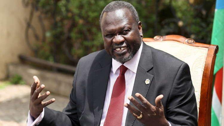 إصابة نائب رئيس جنوب السودان وزوجته وحراسه الشخصيين بفيروس كورونا