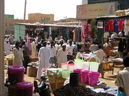 تجار امدرمان يناشدون السلطات لفتح السوق