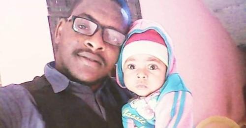 الصحفي مصعب الشريف يحكي قصة إصابته وطفلته بـ (كورونا) من اﻷلف الى الياء…