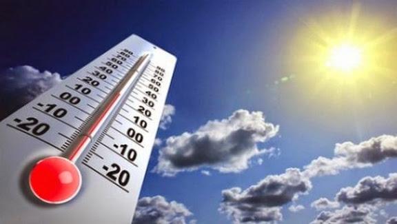 الإرصاد الجوي السوداني: ارتفاع شديد لدرجات الحرارة بالبلاد