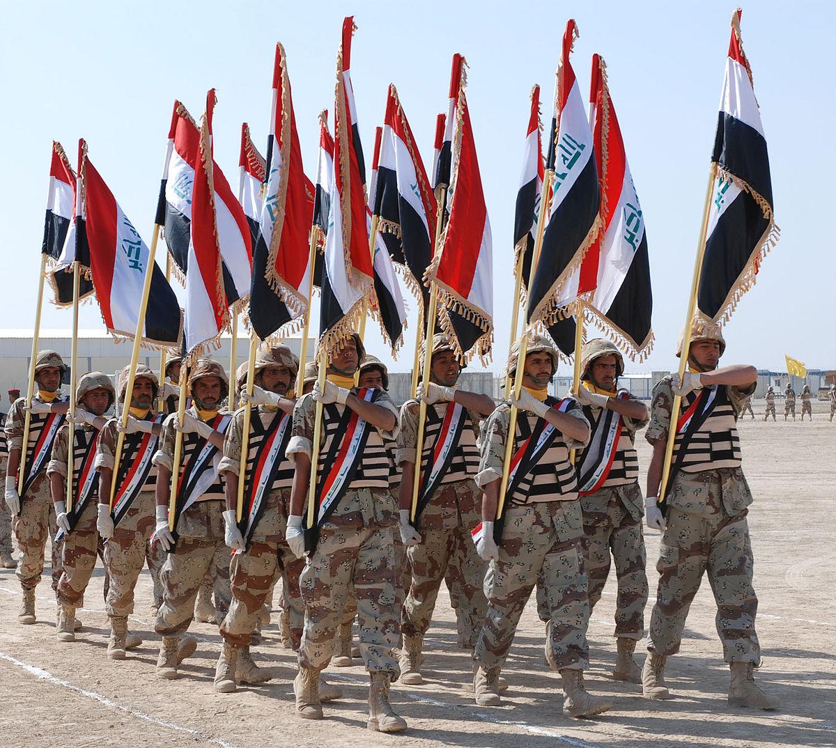 مقتل 4 إرهابيين بالقرب من بغداد من بينهم قائد بتنظيم داعش
