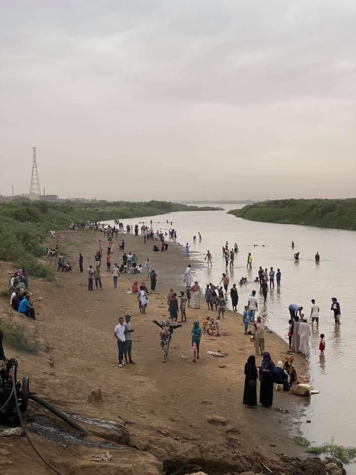 بالفيديو: حادث مروري أثناء بث مباشر بشارع النيل