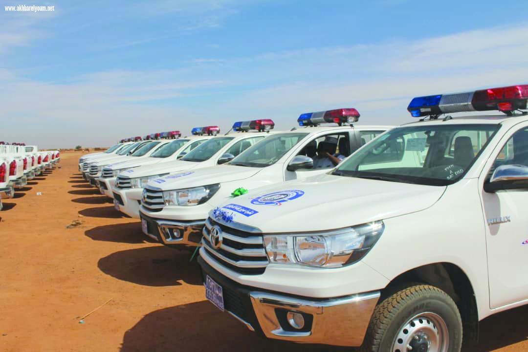 فصل (3) من شرطة المرور بعد ثبوت تلقيهم رشاوي من سائقي المركبات بالطريق العام