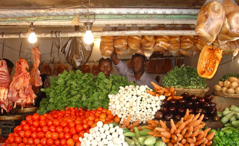 ارتفاع أسعار الخضروات و السلع الاستهلاكية بالنيل الأبيض