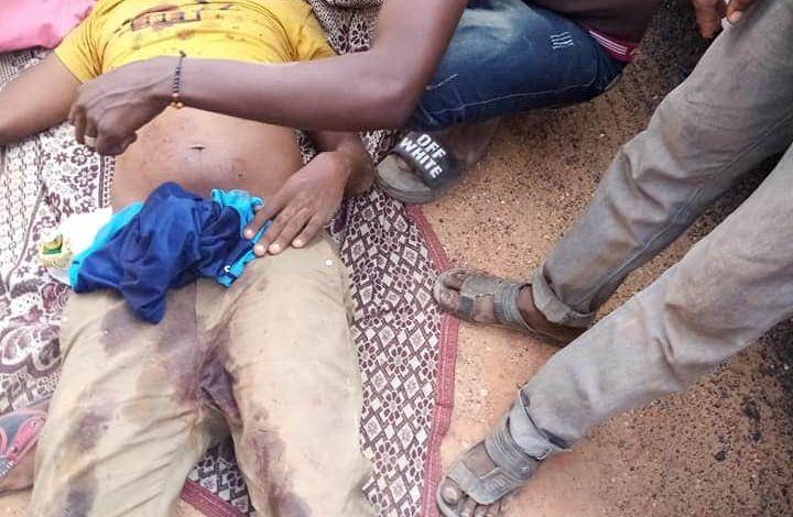 إصابة عالقين سودانيين عقب وقوع اشتباكات مع القوات المصرية على المعبر