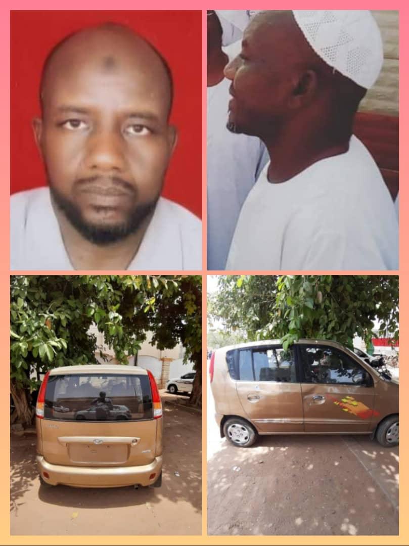 بالصور..مقتل سائق ترحال وسرقة عربته وتغيير لونها .. والقبض على الجناة
