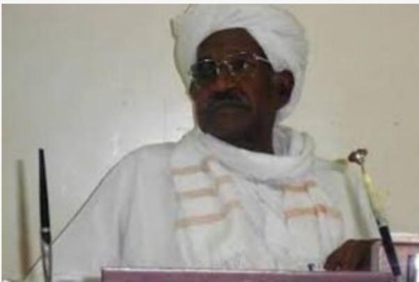 في ذمة الله القيادي الإسلامي حسن محمد ساتي