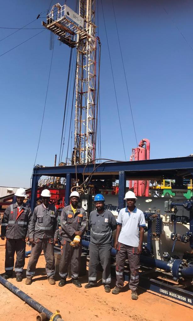 السودان يعلن دخول بئر بترول جديدة لزيادة الإنتاج النفطي