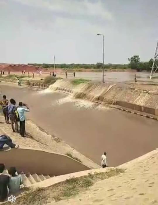 إغلاق كبري النيل الأزرق
