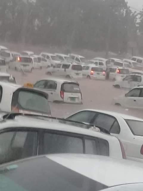 مدينة الحصاحيصا تعاني من الغرق