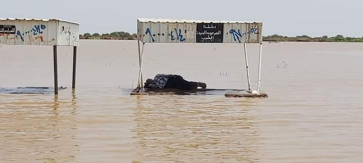 السودان:رفع درجات الطواريء للحد الأقصى بسبب فيضان النيل