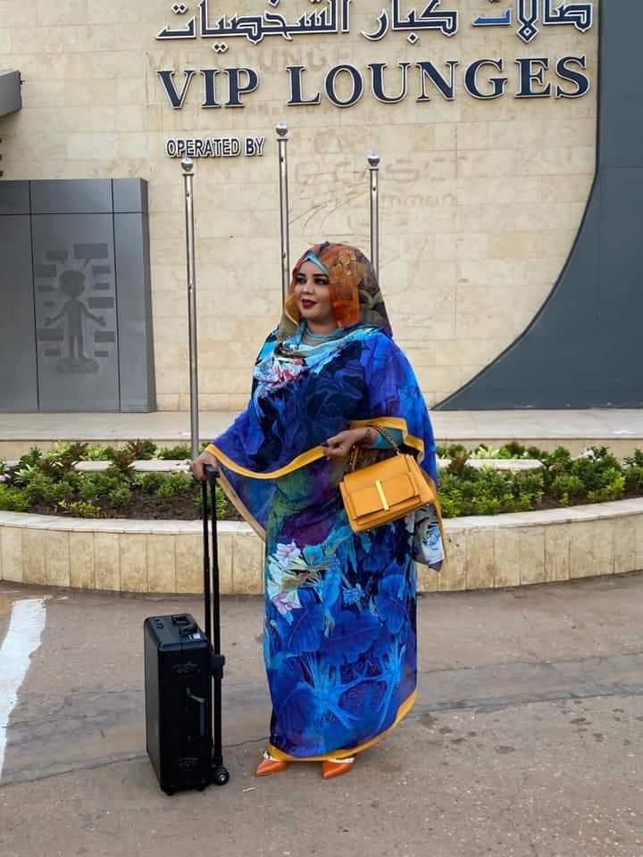 رفض مشاركة الفنانة ندى القلعة باحتفالات توقيع السلام بعد نقلها بطائرة خاصة إلى جوبا