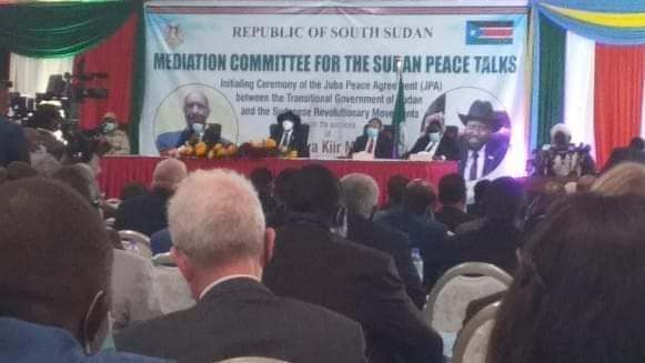 من سيوقع عن حكومة السودان على إتفاق السلام وينهي 17 عاما من الحرب
