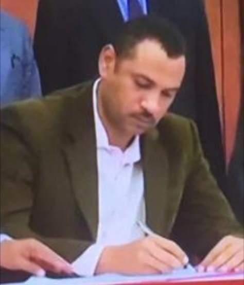 أحمد ربيع مديراً عاما لمستشفى المعلّم
