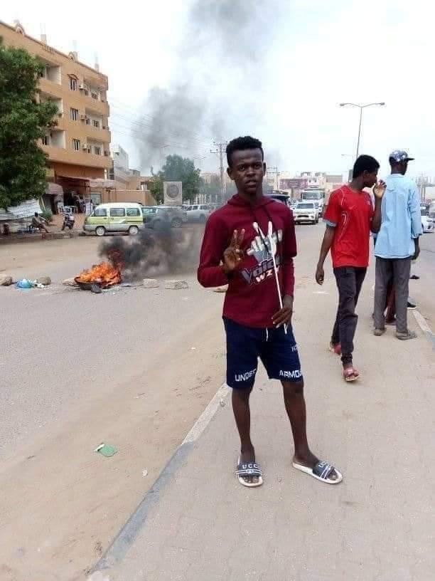 السودان : مقتل أحد أفراد لجان مقاومة البراري طعنا
