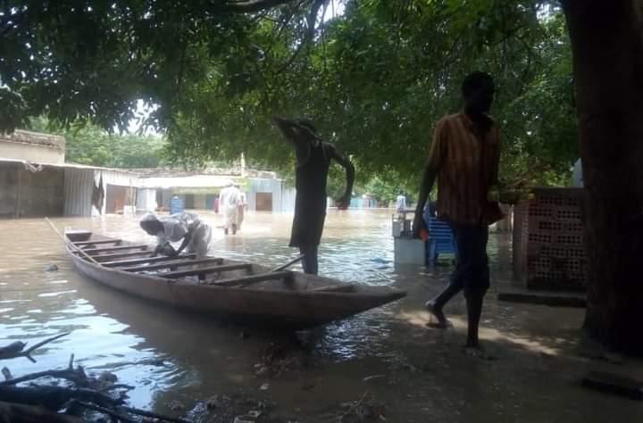 السودان : العثور على جثتين بمياه الفيضان