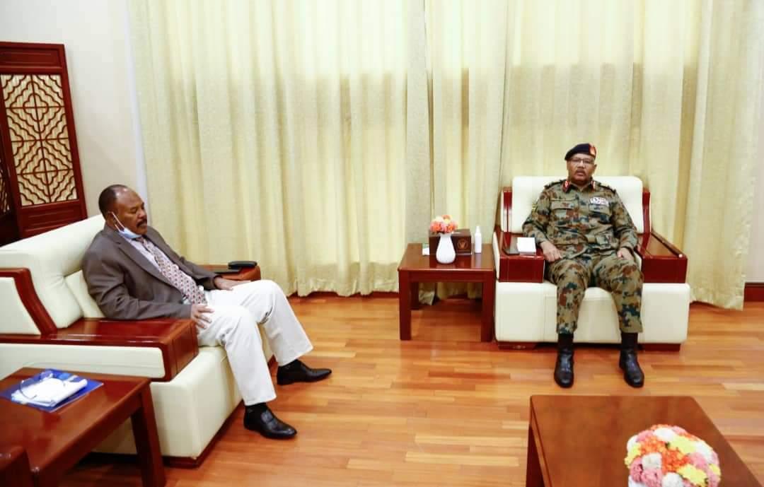 عضو مجلس السيادة إبراهيم جابر يطّلع على تشكيل حكومة ولاية دارفور