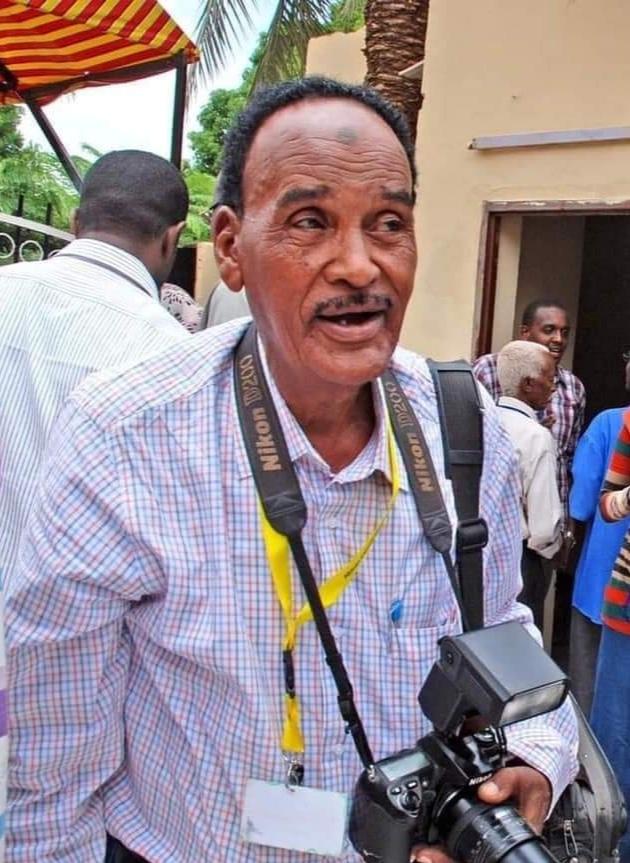 وفاة المصوّر الصحفي عبدالرحمن قيلي