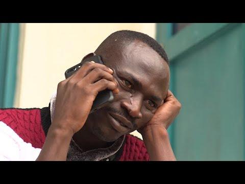 بالفيديو..السمبك يقود شاب سوداني لدولة لم يتوقعها .. ويبكي عند سماع صوت أمه التي لم تصدق