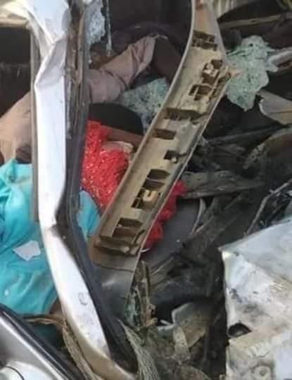 وفاة 5 أشخاص من أسرة واحدة بحادث مروري بأمدرمان