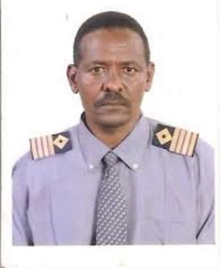 قبطان سوداني يختفي في مصر وأسرته تناشد