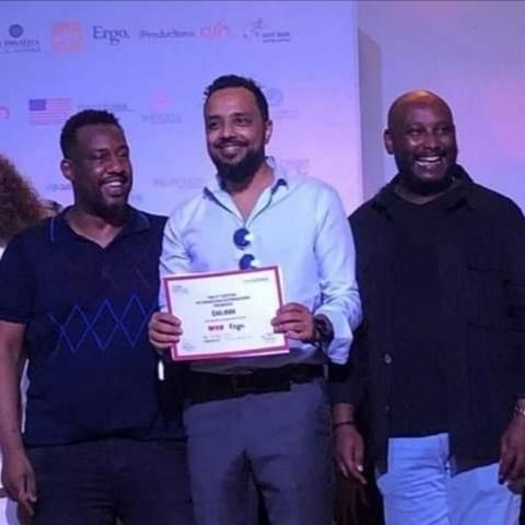 """فيلم """"وداعا جوليا"""" للمخرج السوداني محمد كردفاني يفوز بجائزة أفضل مشروع بمهرجان """"الجونة"""" السينمائي"""
