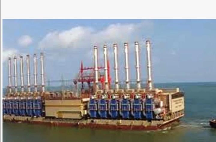 توقّف البارجة التركية التي تمد بورتسودان بالكهرباء عن الخدمة تماماَ